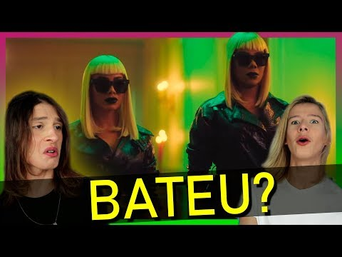 REACT Anitta with Ludmilla and Snoop Dogg feat Papatinho - Onda Diferente