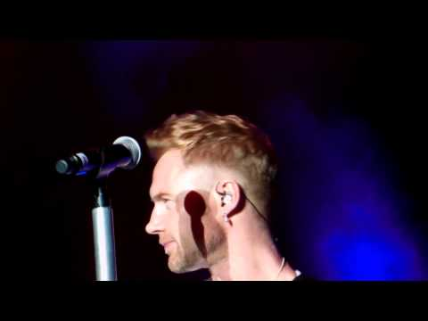 Ronan Keating - Friends in Time - Brisbane - 7/3/13 HD
