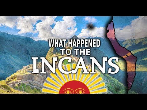 What on Earth Happened to the Incas?