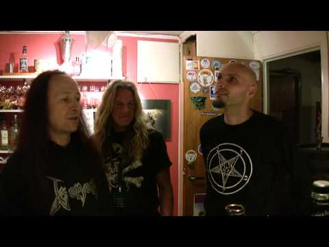 Venom talk about the worst metal band (Funniest interview ever)