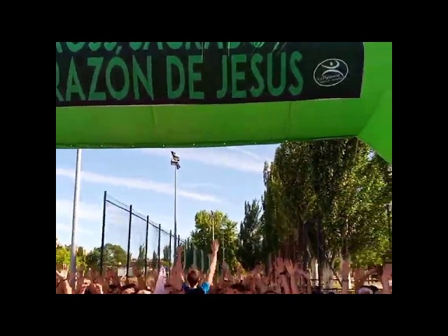 Salida Cross Sagrado Corazon de Jesus 2019