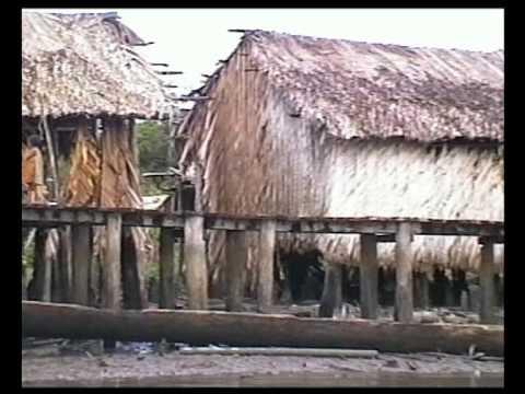 Los Indios Warao - Orinoco
