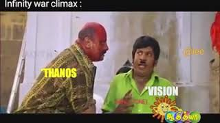 Avengers Infinity War Tamil Version...