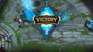 League Of Legends Just another day of farming champions in the rift. Graves & Yasuo