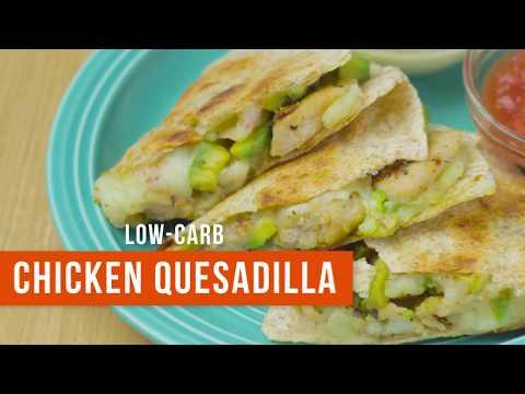 keto-basics:-low-carb-quesadillas