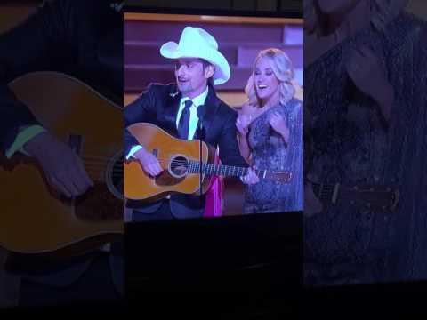 Peyton Manning at CMA Awards