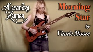 Morning Star (Vinnie Moore) - cover by Alexandra Zerner