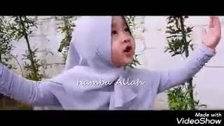 بنت صغيرة تغني اشهر الاناشيد لماهر زين 2019