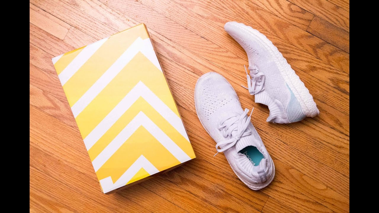 f5a11741b Adidas Parley Ultra Boost Uncaged LTD Review and On Feet - YouTube