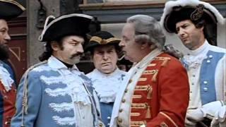 видео: x/ф Тот самый Мюнхгаузен : война с Англией