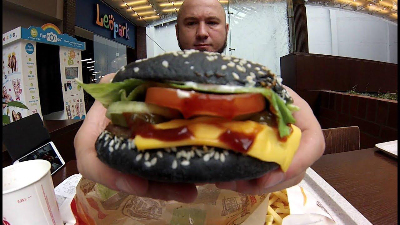 Czy smakował mi Tank Burger ??