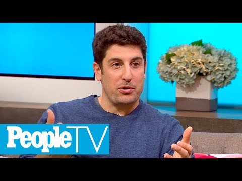 Jason Biggs Reveals What His Kids Would Say About His 'American Pie' Booty Shot  PeopleTV