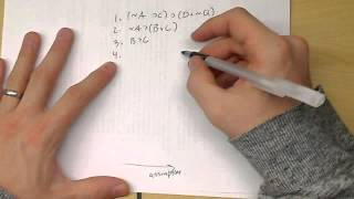 Example Probelms in Natural Deduction Thumbnail