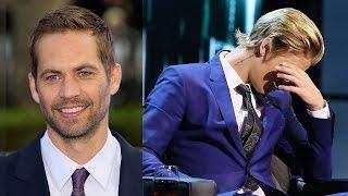 Paul Walker Jokes Pulled from Justin Bieber Roast