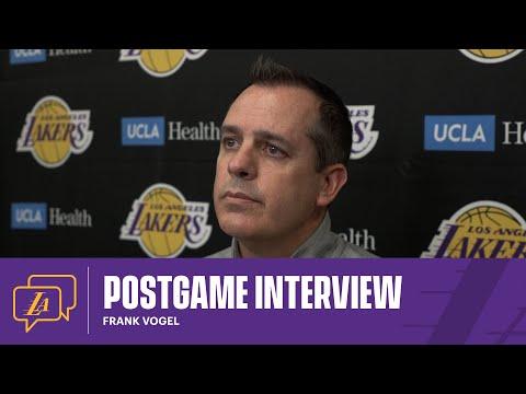 Lakers Postgame: Frank Vogel (5/2/21)