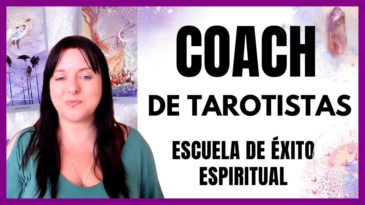 COACH DE TAROTISTAS ¿QUE ES UN COACH DE TAROT?