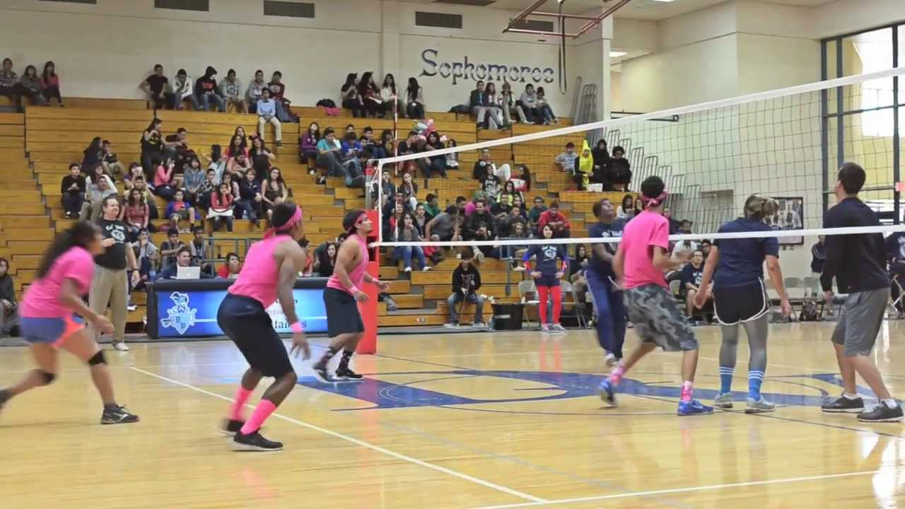 DEL VALLE HIGH SCHOOL: FACULTY VS STUDENT VOLLEYBALL GAME ...