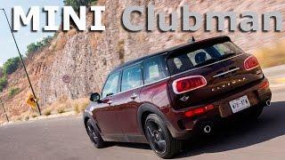 MINI Clubman 2016 ahora más grande, práctico y cómodo