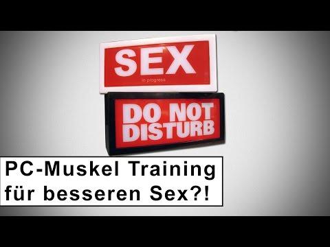 Muskeltraining für besseren Sex?!