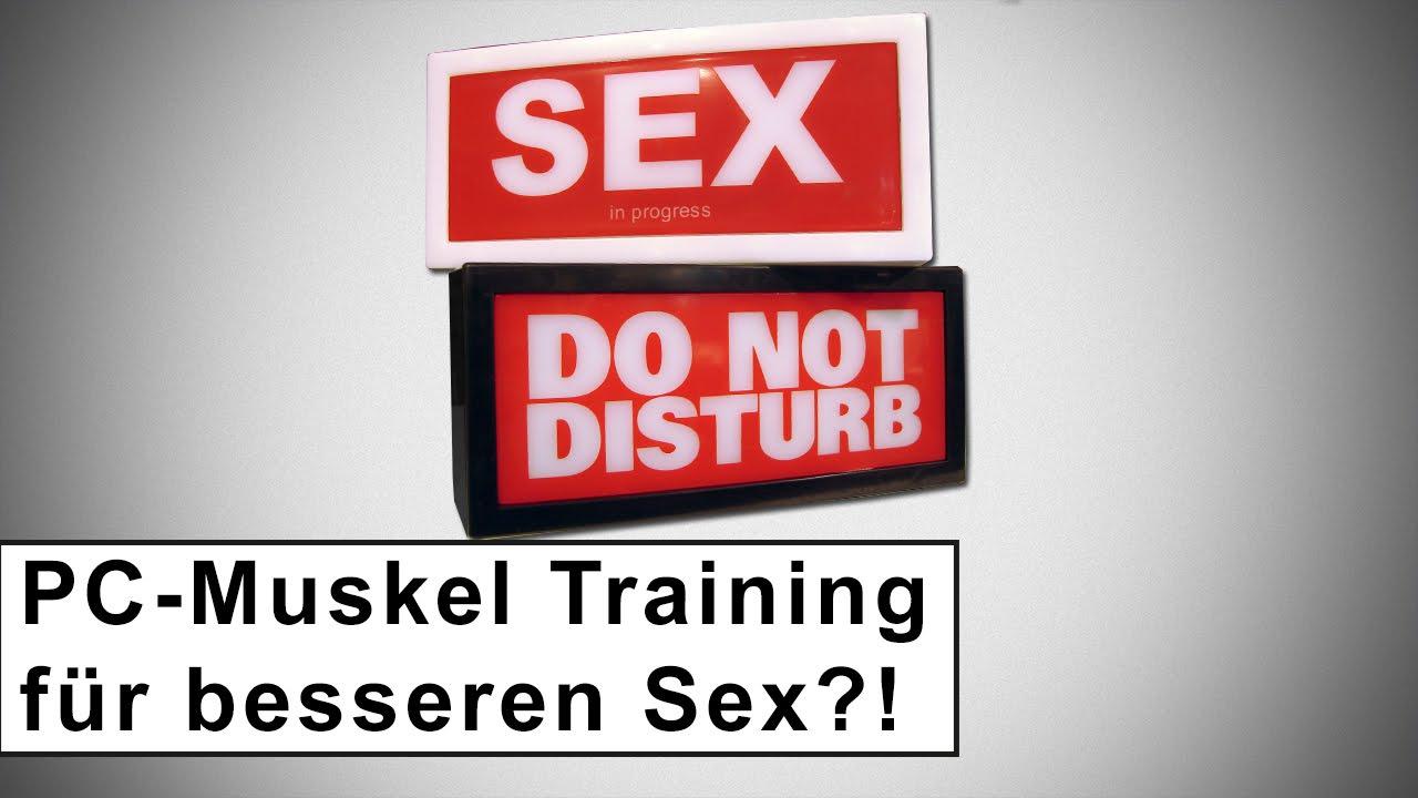 Training pc mann muskel PC Muskel