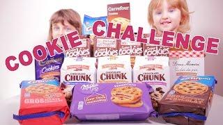 [challenge] Cookie Challenge ! 14 Cookies Différents ! Qui Va Gagner ? - Studio Bubble Tea Challenge