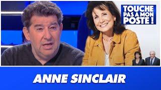 Anne Sinclair sort du silence 10 après l'affaire DSK !