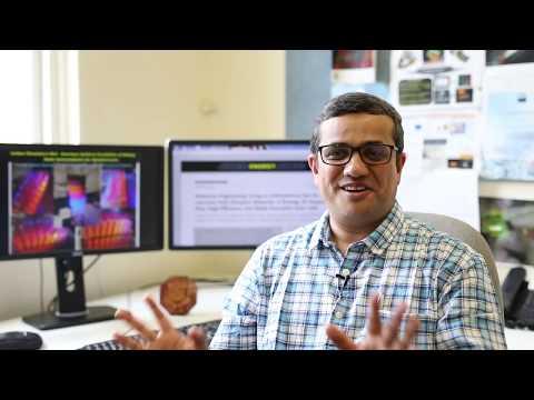 Greener Technology for Printable Solar Cells | Prashant Sonar