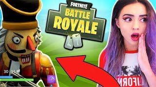 TROLLED my TEAM on Fortnite ! - Battle Royale w/XpertThief, RealRosesAreRed & iCloudSky