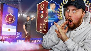 ELITE 1 REWARDS *Riktigt Bra PACKS & Spelare!!! - FIFA 20 SVENSKA