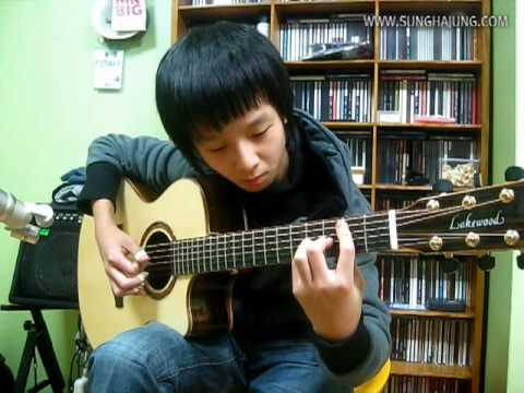 Sungha Jung Whiter Shade Of Pale