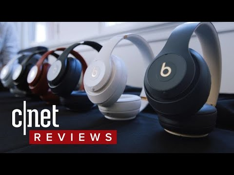 18ba8ae9174 Beats Studio3 Wireless review - YouTube