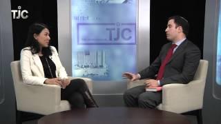 TJC's Up Close Interviews: Nazila Fathi and Suki Kim