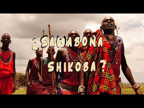 Nuestro nombre | Sawabona Shikoba
