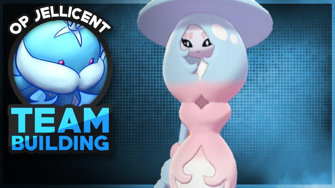 Hatterene Trick Room Team Pokemon Showdown Ou Team Building W Opjellicent Sword And Shield