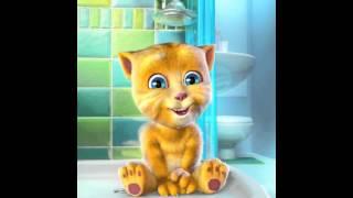 Кот поёт опа гангам стайл