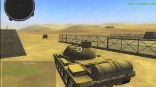 Novidades do Red Crucible 2 (veículos, jatos, tanques, helicópteros)