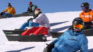 13th Extreme Carving Session, 2016 - Snowboard event
