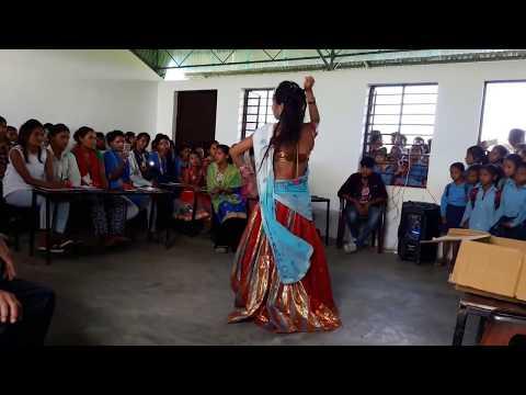 Tharu Dance (bardiya Nepal)