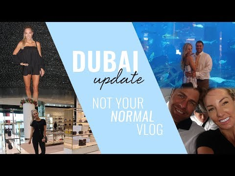 DUBAI UPDATE | NOT YOUR NORMAL VLOG !