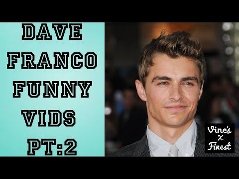 Dave Franco Funny Moments Crack Humor Pt:2