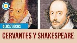 Homenaje A Miguel De Cervantes Y William Shakespeare En Los 7 Locos 1 De 2 Youtube