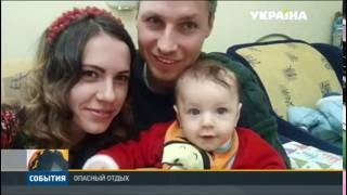 Страшной трагедией обернулся отдых в Греции для семьи из Украины(Супружеская пара была в эксурсионной лодке, которую протаранил скоростной катер. Погибли четыре человека..., 2016-08-18T17:07:47.000Z)