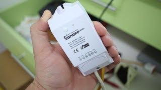 ПОДРОБНЫЙ ОБЗОР Sonoff Dual WiFi Wireless Smart Switch ► Wi-Fi выключатель коммутатор / умный дом