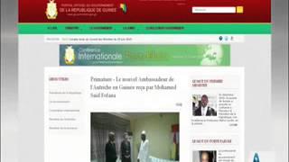 INSTITUTION EN LIGNE  AFRIQ  DU  09  07  2015