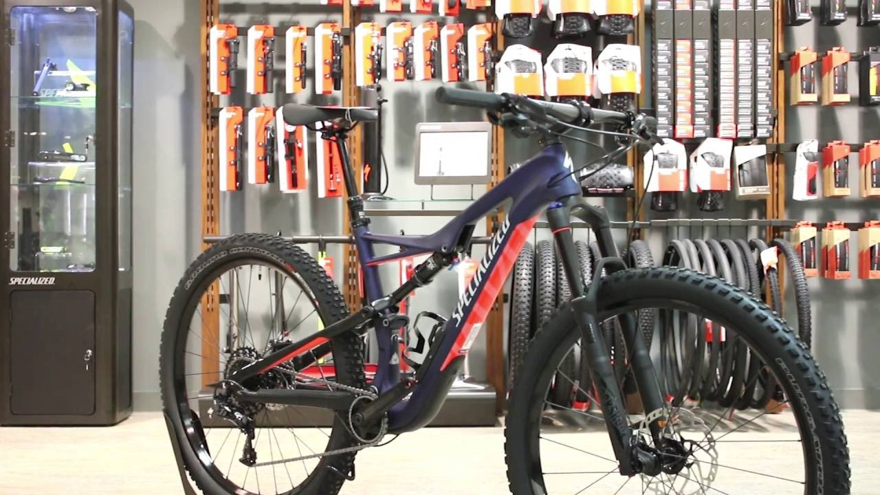 03bdd4a4052 Specialized Camber Womens Mountain Bike 2017 - YouTube