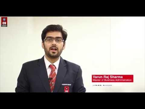 Chandigarh University MBA Placements