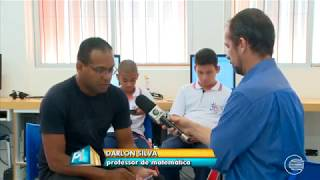 Alunos criam app de controle financeiro - Reportagem G1 Piauí