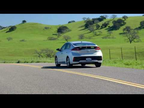2018 hyundai plug in. wonderful hyundai 2018 hyundai ioniq plug in hybrid first drive review and hyundai plug in