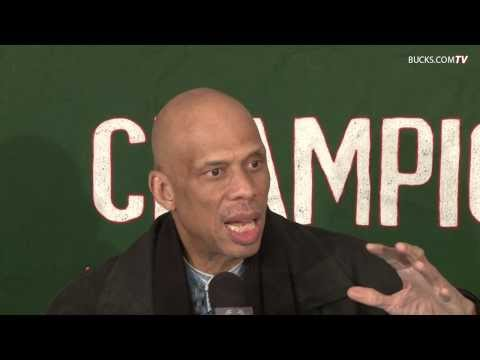 Kareem Abdul-Jabbar in Milwaukee