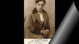 miguel fleta Vizcaya Zortzico 1929